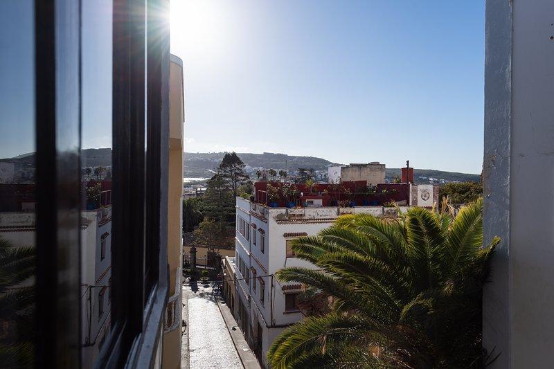 Apt. Historic Centre of Arucas Mountain Views, holiday rental in Banaderos
