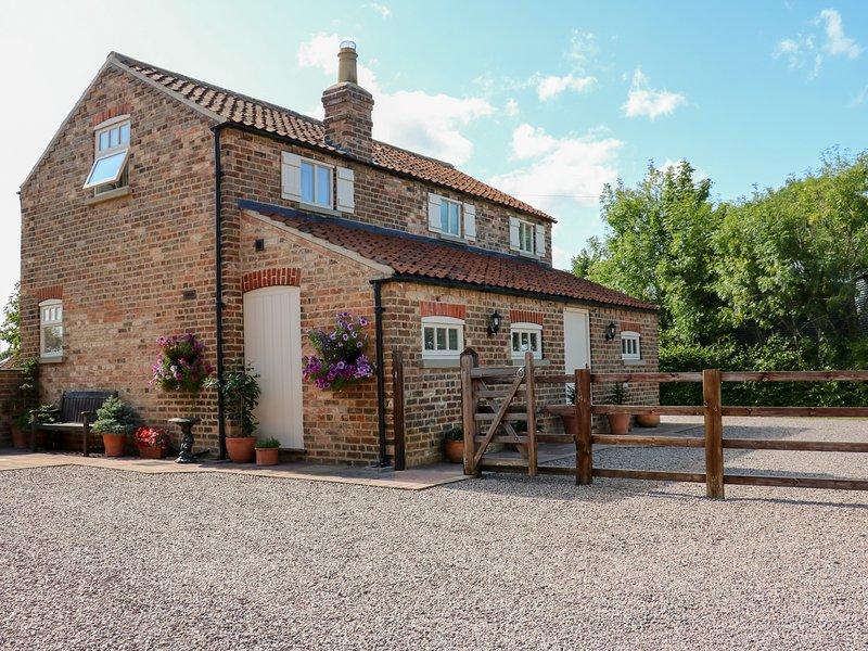 OWL'S ROOST, spacious retreat, enclosed garden, near Alford, alquiler de vacaciones en Claythorpe