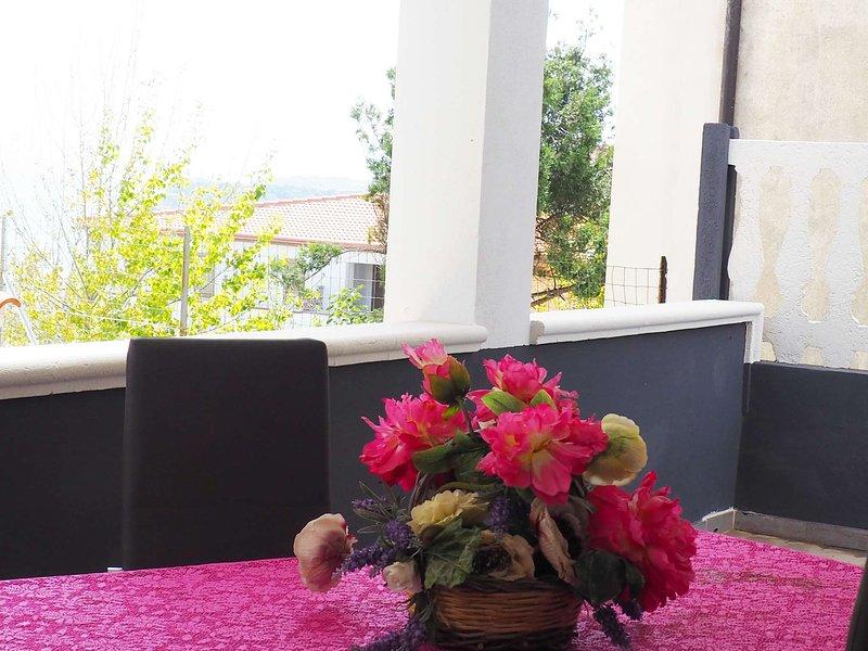 Crisvan Home Trilo piano terra, vacation rental in Le Cannella
