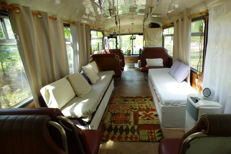 Bus Stay, holiday rental in Grafton