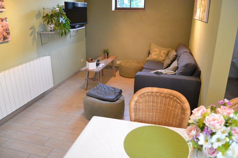 Gîte de l'espinette, maison de vacance, logement de fonction, location de vacances à Nivelles