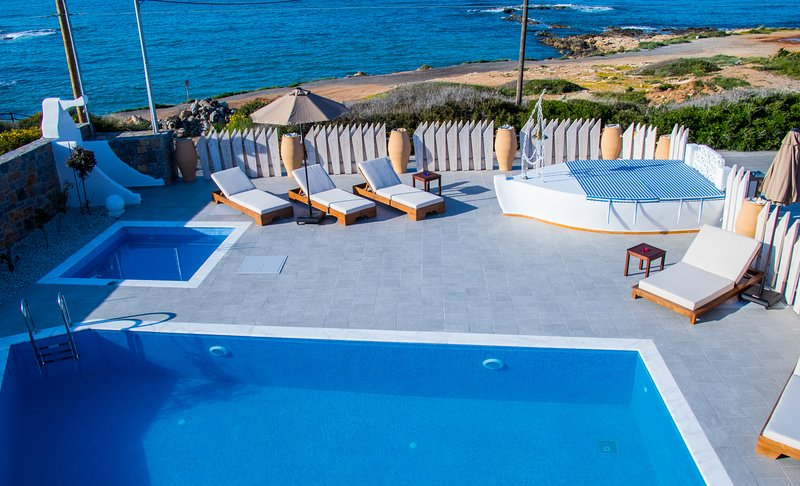 Villa Kery -with private pooly, vacation rental in Hersonissos