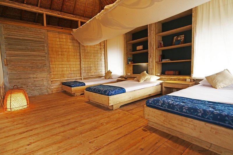 Blue House, holiday rental in Gili Meno