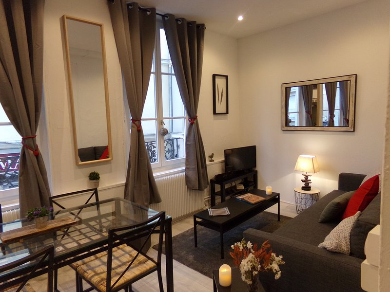 'Le GANTERIE', holiday rental in Mont-Saint-Aignan