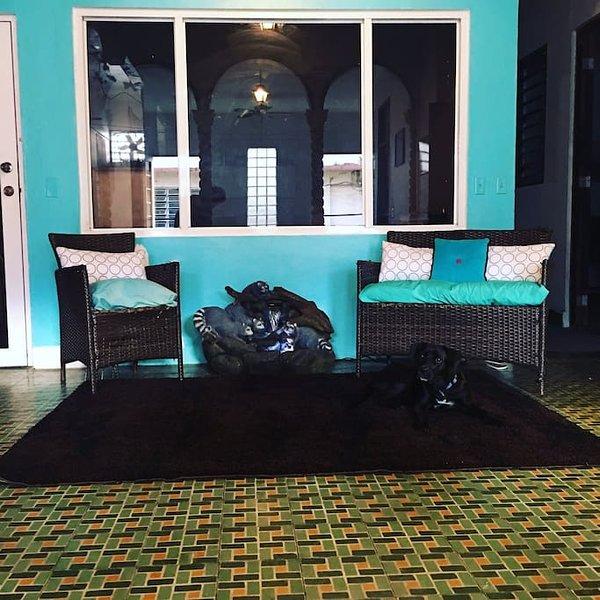 Medusas's Room (Studio Room #9) w/ A/C, casa vacanza a Aguadilla