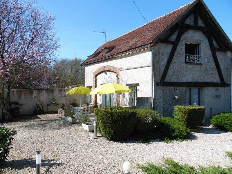 Le clos des Tuileries, holiday rental in Chaumot