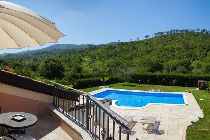 Villa Jack, vacation rental in Villanova d'Albenga