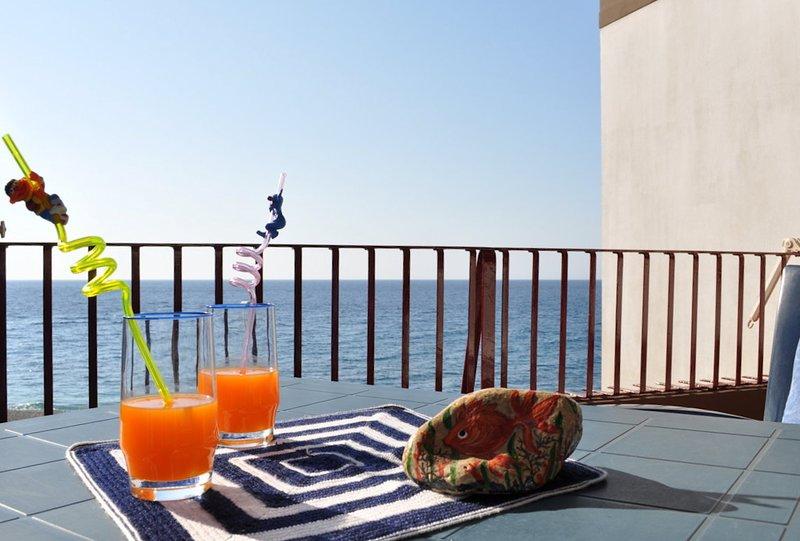 Rotonda sul Mare House, holiday rental in Gallodoro