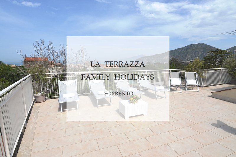 La Terrazza Family Holidays, Sorrento Coast