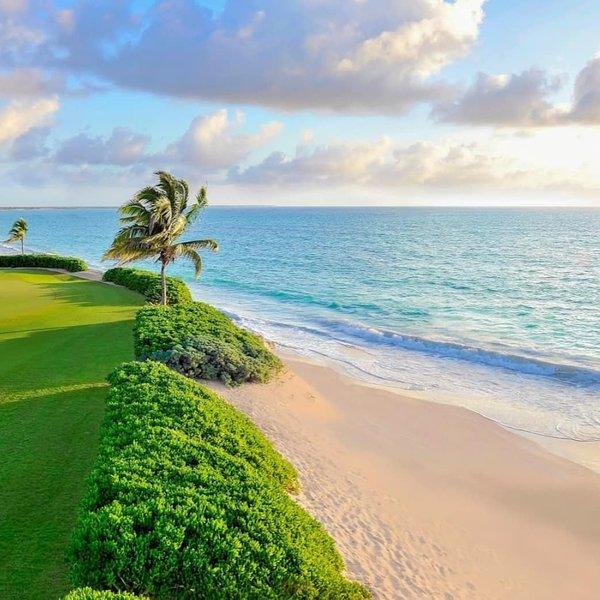 World class golf close by