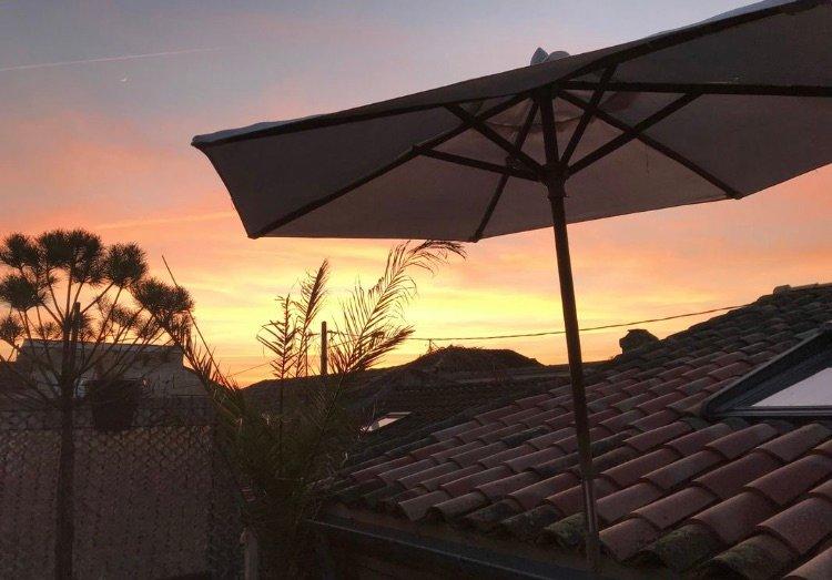 Echoppe bordelaise avec piscine chauffée, holiday rental in Bouliac