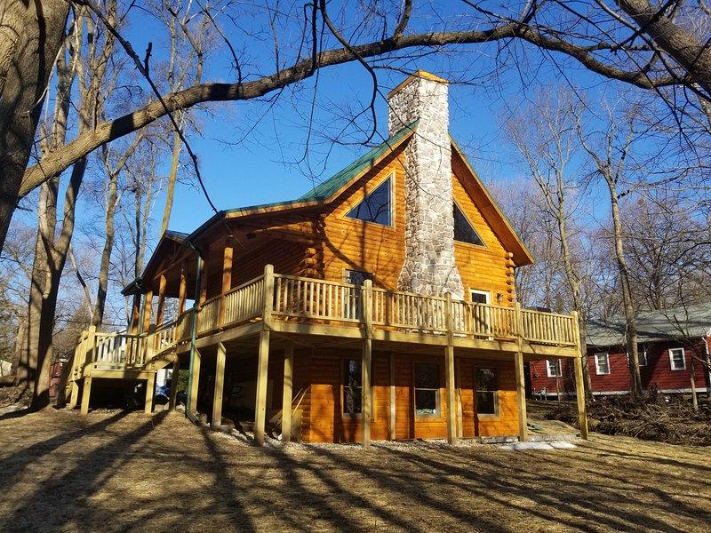Willow Creek Lodge, location de vacances à Lake Geneva