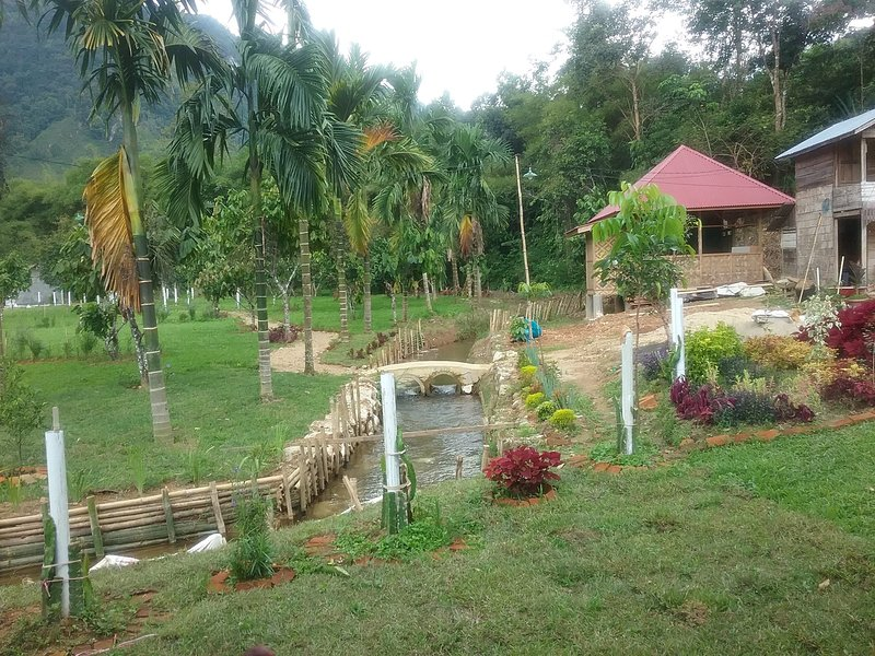 Consist of 2 homestay and 1 unit tree house, holiday rental in West Sumatra