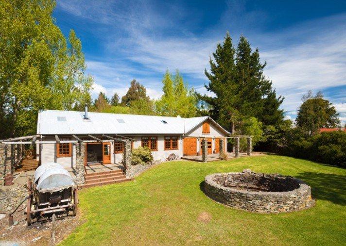 Mataura Lodge Athol, alquiler vacacional en Southland Region
