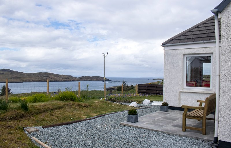 8 Kildonan by Edinbane, holiday rental in Treaslane