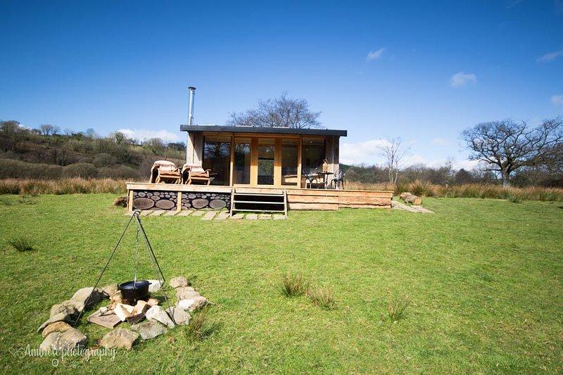 Serenity Lodge, alquiler vacacional en Llandeilo