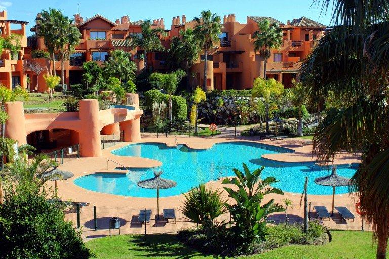 Great located apt. at amazing Sotoserena!, location de vacances à Cancelada