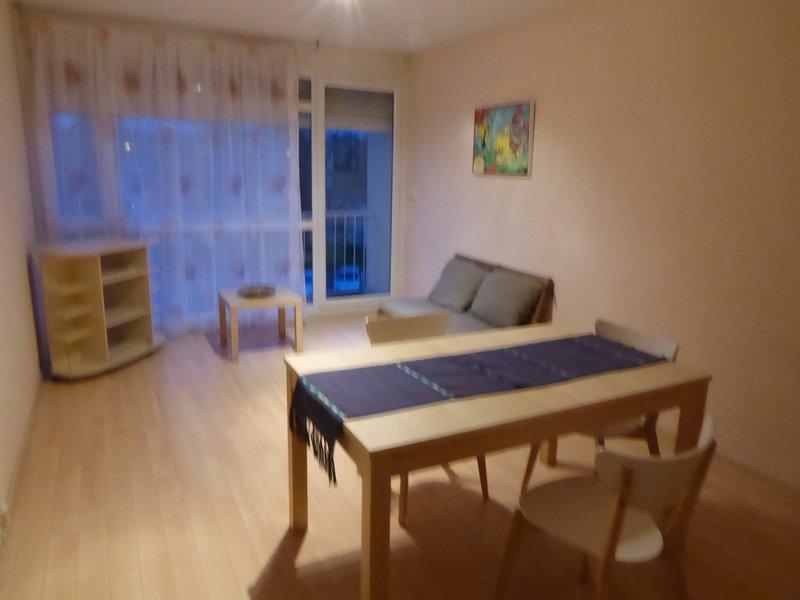 Appartement 75m2 Université et gdes écoles, alquiler vacacional en Saint-Martin-de-Boscherville