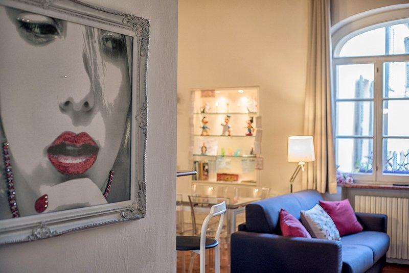 CASA SIMONETTA all'Annunziata FREE WIFI - LIFT, holiday rental in Parma