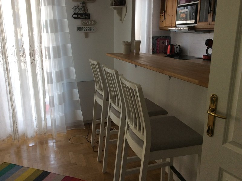 La Défense apartment 6 persons, holiday rental in Puteaux
