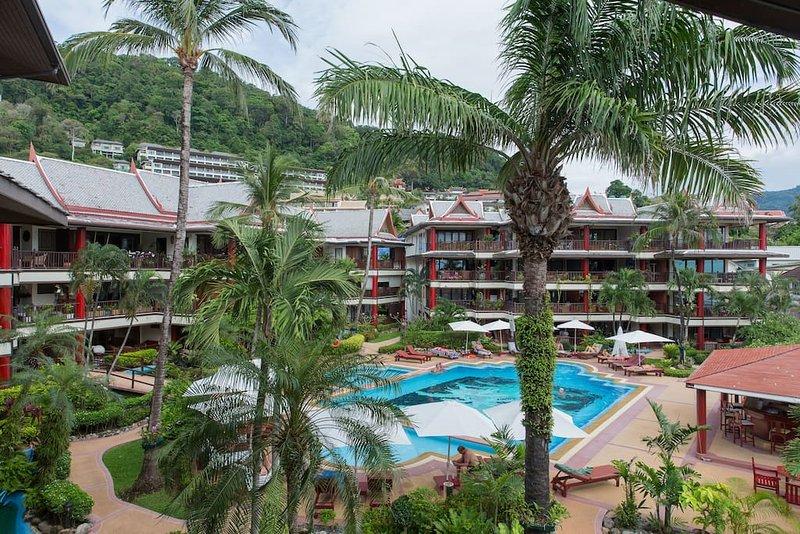 KALIM 132 PATONG APARTMENT DESIGN SEA VIEW, holiday rental in Patong