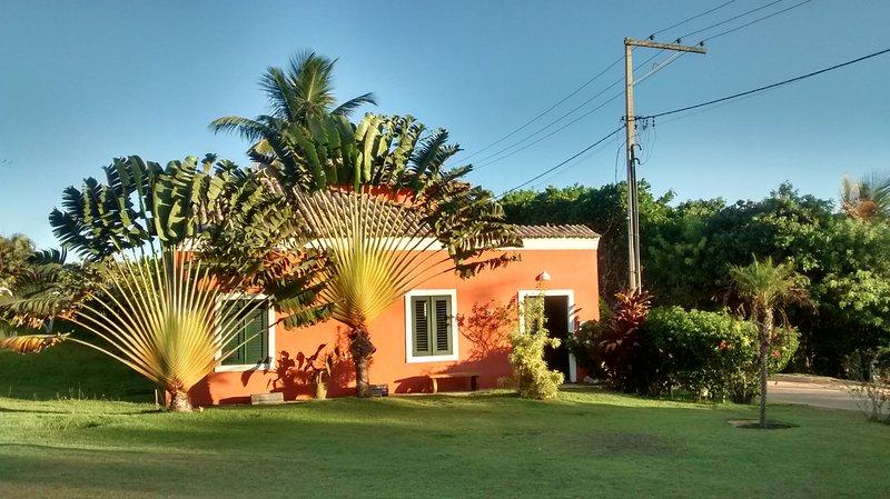 Casa Vila Outeiro Praia do Espelho, Bahia – semesterbostad i Trancoso