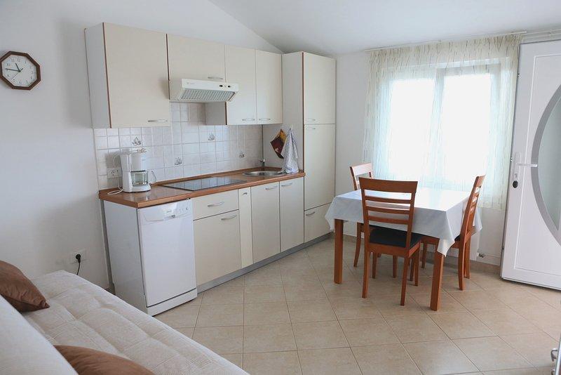 Sea View One Bedroom Apartment Portoroz ZM1, holiday rental in Portoroz