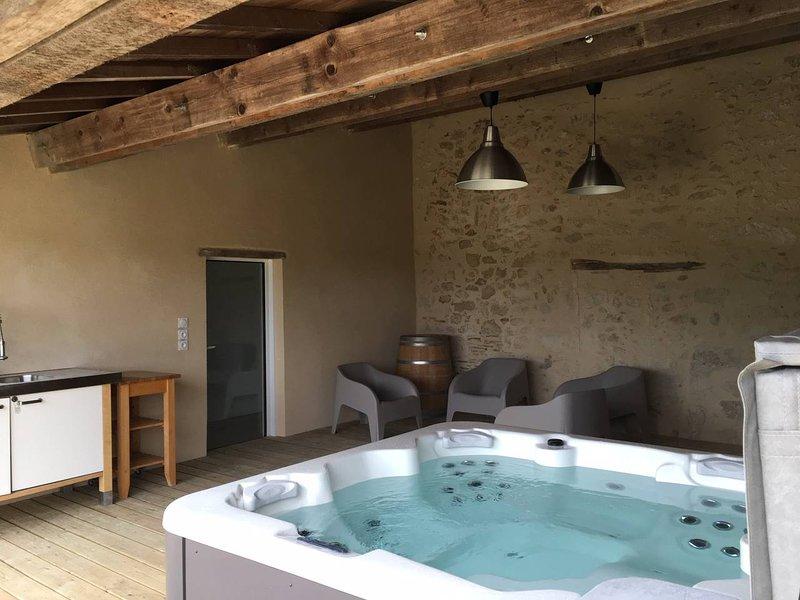 Gîte en plein coeur du vignoble des Graves, vacation rental in Beautiran