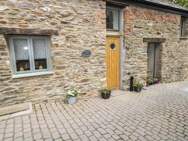 CHEWIDDEN, barn conversion, romantic, in Charlestown, Ref 955365, holiday rental in St Austell