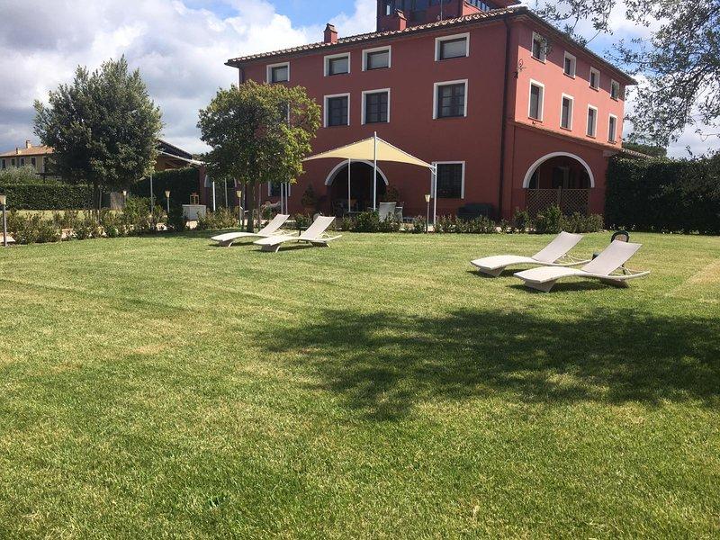 Bolgheri Resort, vacation rental in Castagneto Carducci