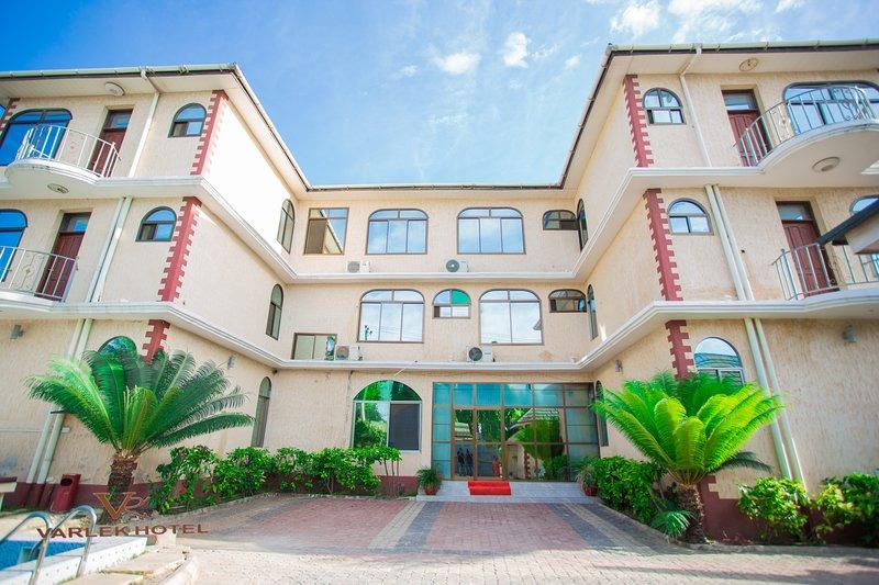 VARLEK HOTEL- Apartment Rooms, casa vacanza a Dar es Salaam