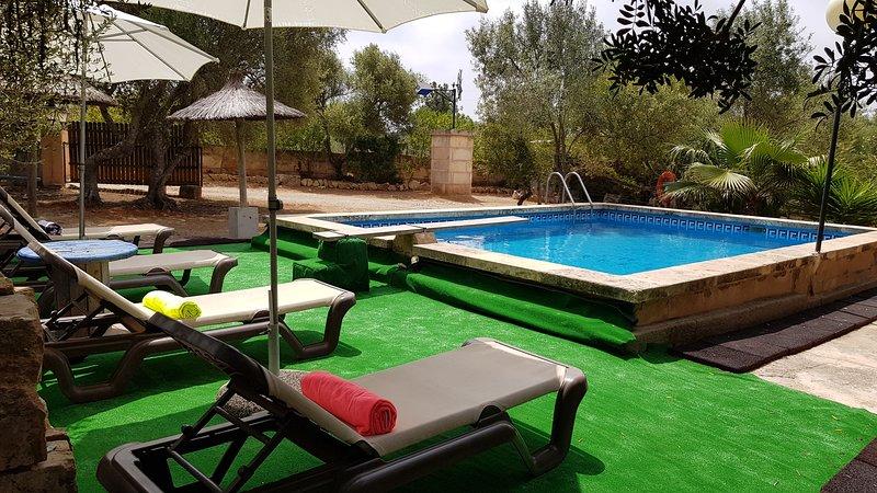 Sa Torreta Campos, alquiler de vacaciones en Campos
