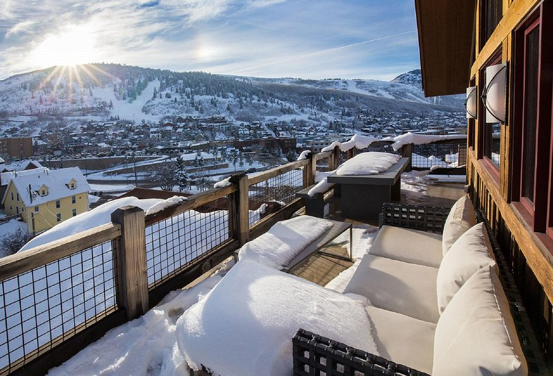 Magnificent 6 BR Deer Valley & Old Town House, vacation rental in Park City