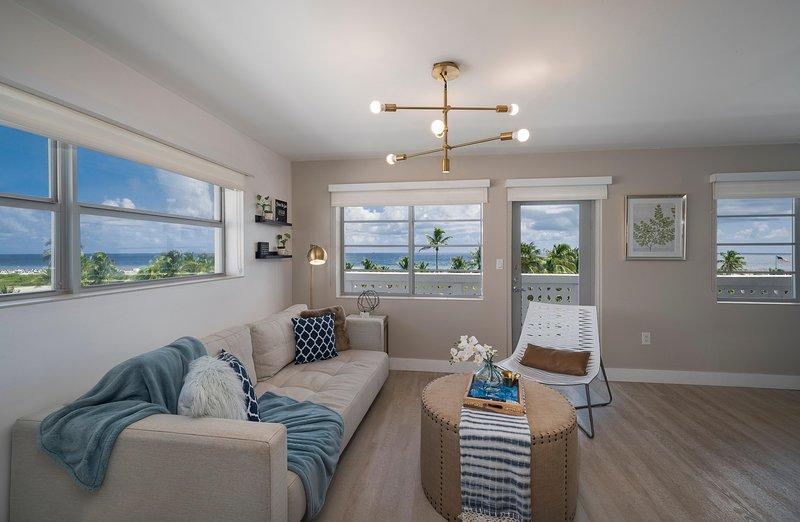 1. Grand w_Balcony-Living Area