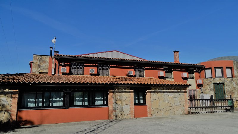 Casa Rural Valle del Jerte, holiday rental in Penacaballera