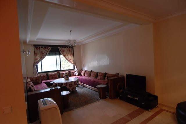 Beautiful apt with garden & Wifi, vacation rental in Rabat-Sale-Zemmour-Zaer Region
