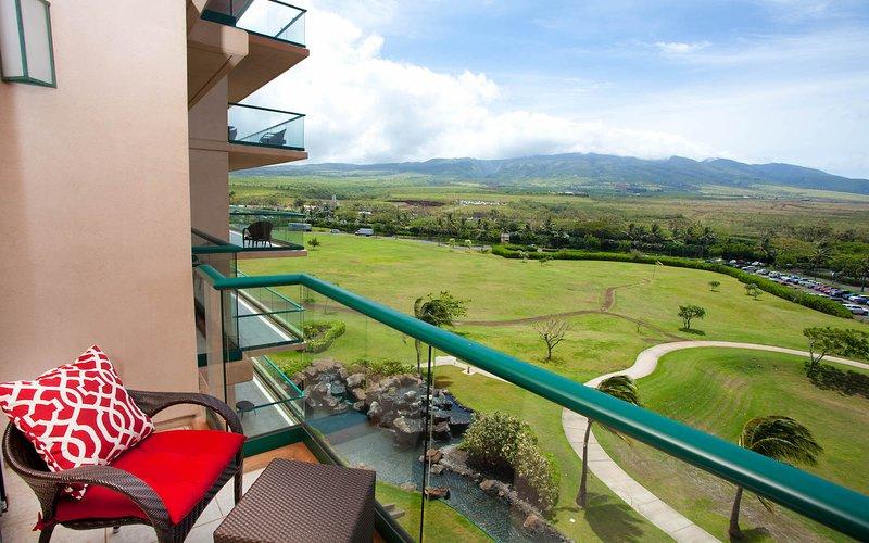 Una suite de un dormitorio en el sexto piso con maravillosas vistas de las montañas de West Maui