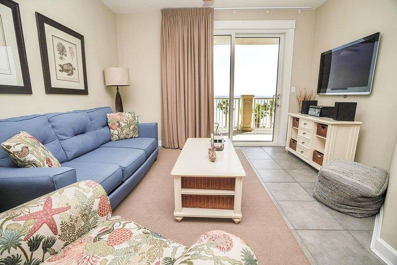 Grand Panama Beach Resort Condo 1-405