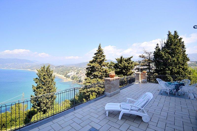 Villa Simpatia B, holiday rental in Palinuro