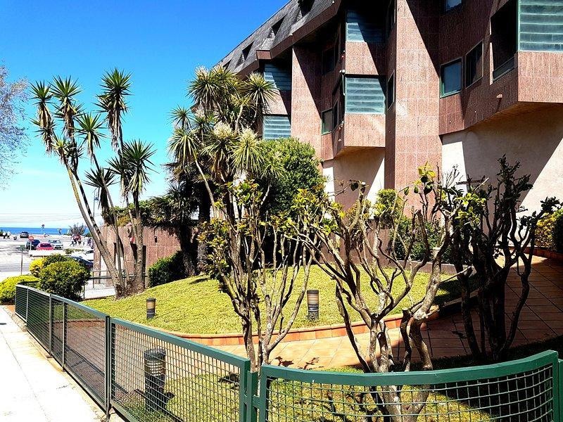 Apartamento en primera línea de playa Samil en Vigo, vacation rental in Vigo