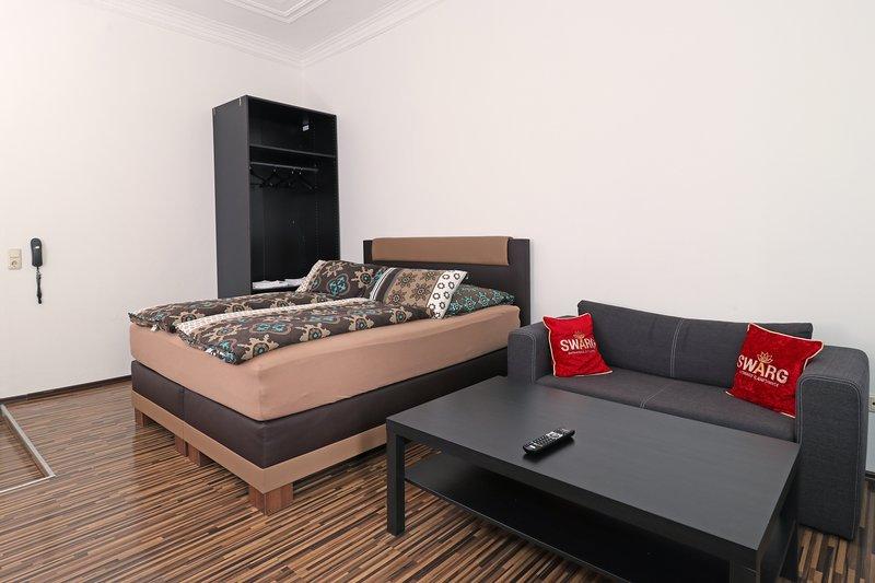 Komfort Doppelzimmer, alquiler vacacional en Bamberg