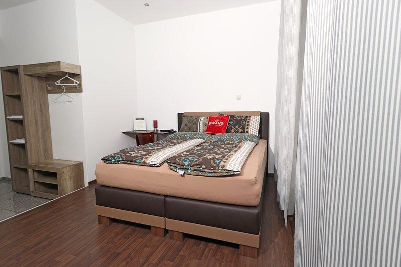 Superior Doppelzimmer Swarg Apartments, alquiler vacacional en Bamberg