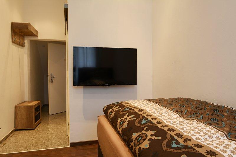Einzelzimmer Swarg Ferienwohnungen & Apartments, alquiler vacacional en Bamberg