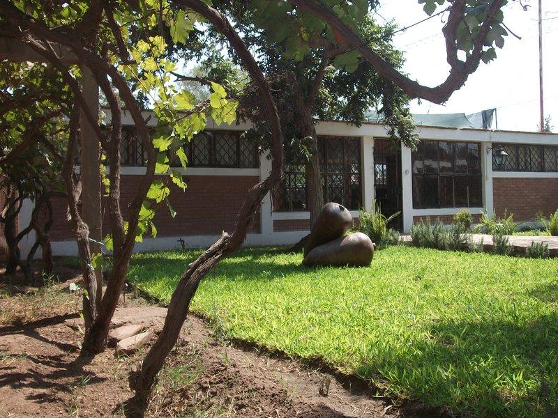 Casa de campo de tres habitaciones, holiday rental in Ica Region
