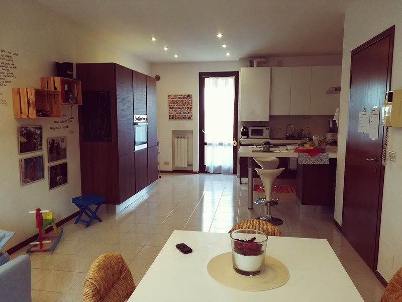 Cosy Home in Verona, holiday rental in San Pancrazio