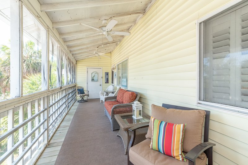 Somewhere in Time Too, holiday rental in Tybee Island