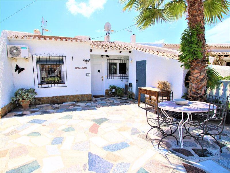 Casita Blanca Calpe, holiday rental in Calpe