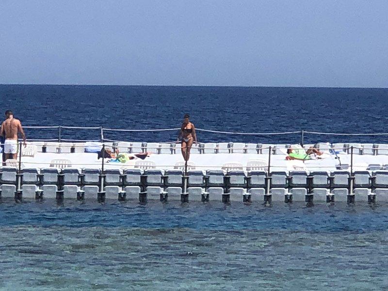 Sharm El Sheikh Domina coral bay, holiday rental in Nabq Bay