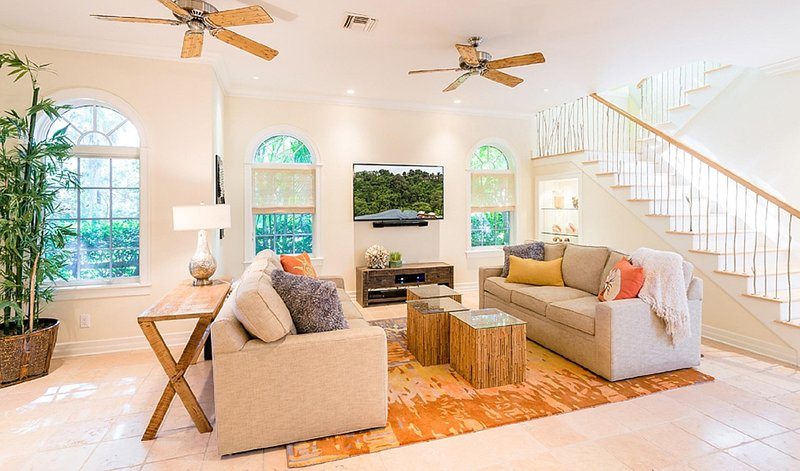 Beautiful Captiva Island vacation home! – semesterbostad i Saint James City