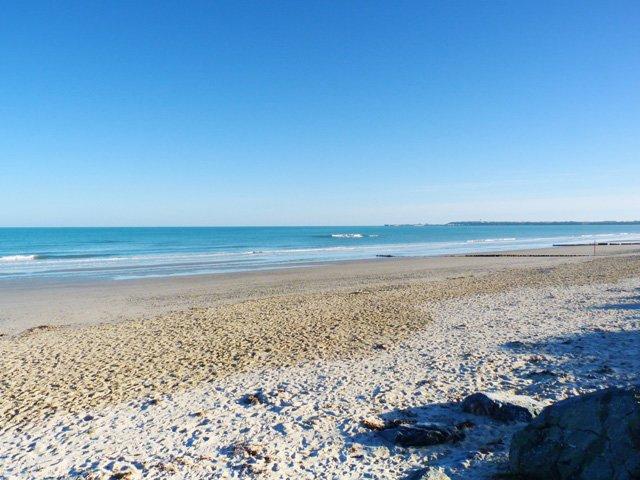 Rosslare Blue Flag Beach